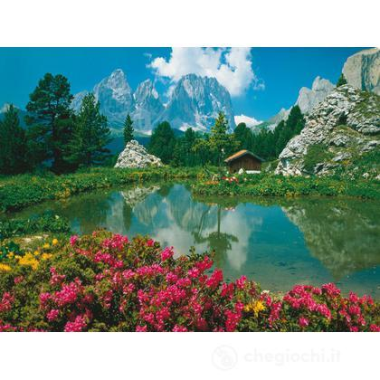 Passo di Sella, Dolomiti