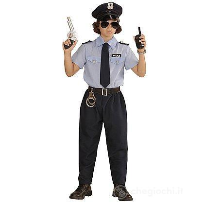 Costume Poliziotto 4-5 anni
