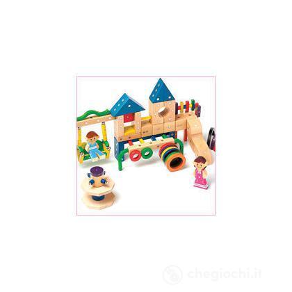 Cubi magnetici: Parco giochi