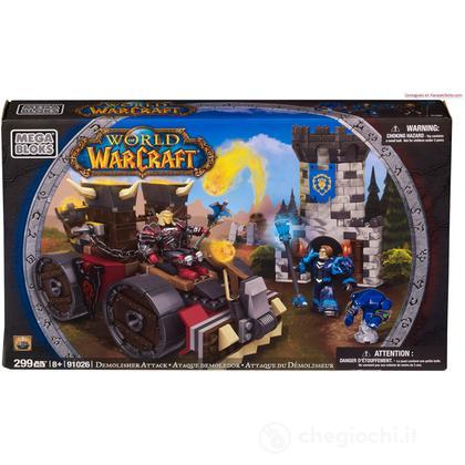 Playset assedio Warcraft (91026)