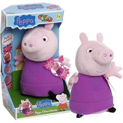 Peppa Pig Peluche Parlante (CCP01588)