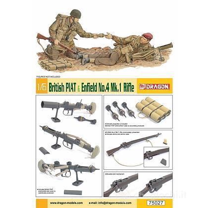 British Piat & Enfield No.4 Mk.I Rifle (75027D)