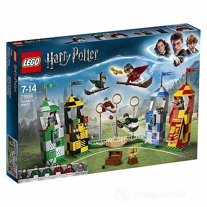 Partita di Quidditch - Lego Harry Potter (75956)