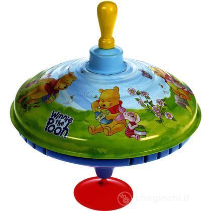 Trottola con base Winnie the Pooh