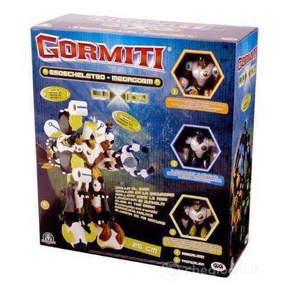 Gormiti - Esoscheletro Luxion