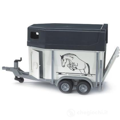 Trasporto cavalli con 1 cavallo (02028)