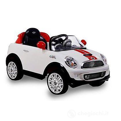 Auto Mini Cooper Coupè con Radiocomando 6 Volt (1028-B)