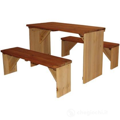 Tavolino da picnic ZidZed XL