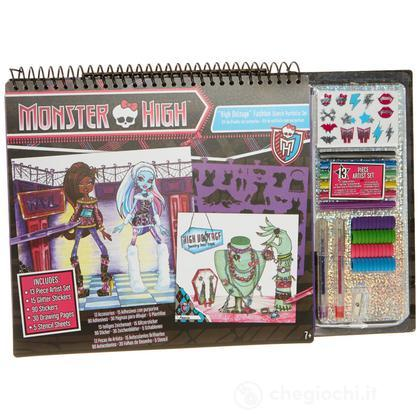 Fashion Angels, Monster High Fashion Portfolio Set