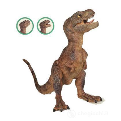 Baby T-rex marrone (55029)