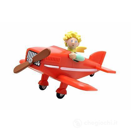 Piccolo Principe - Mini Figure Principe in aeroplano (61029)
