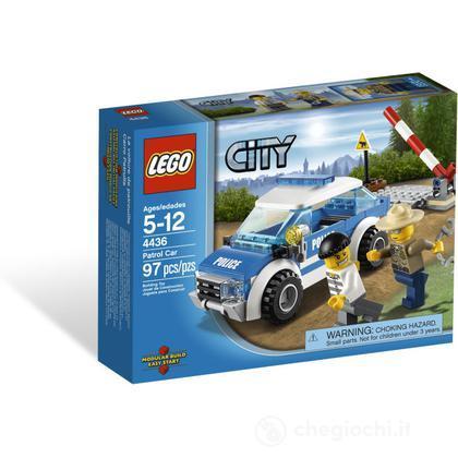 LEGO City - Auto di Pattuglia della Polizia (4436)