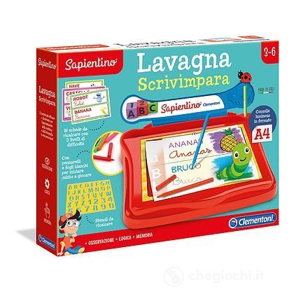 Clementoni Sapientino Lavagna Scrivimpara 12029