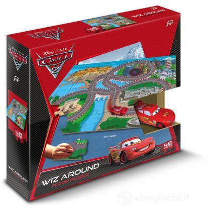Cars 2 Puzzle Wiz Around (21188208)