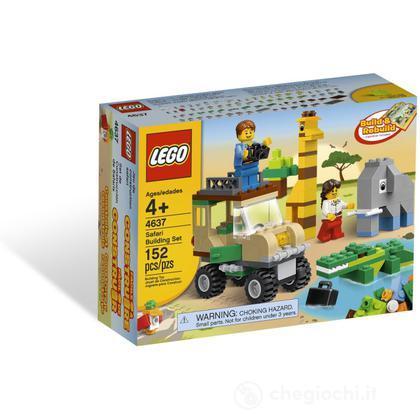 LEGO Mattoncini - Set Costruzioni Safari (4637)