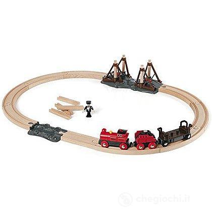 Set treno a vapore (33030)