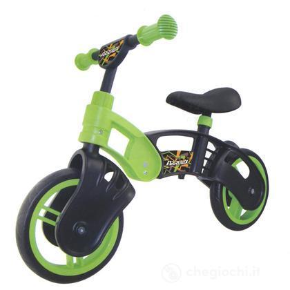 Bici senza pedali verde (8030)