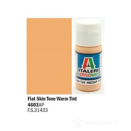 Colore Flat Skin Tone Warm Tint 20 ml (4603AP)