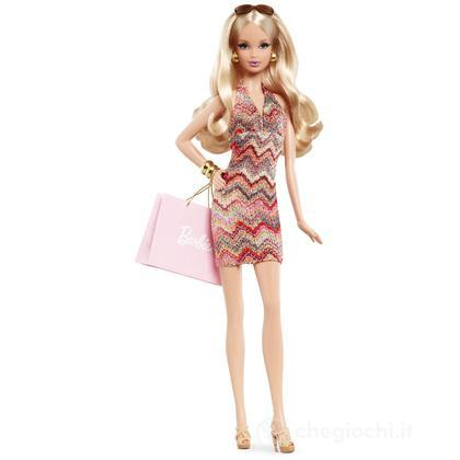 Barbie Fashion Doll City Shopper 1 (X8256)