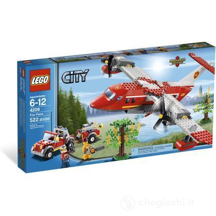 LEGO City - Aereo dei Pompieri (4209)