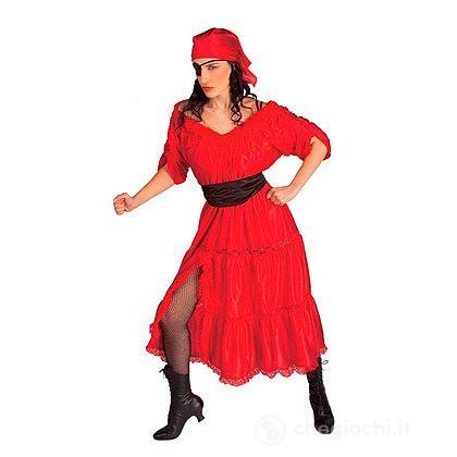 Costume Adulto Piratessa corsara S