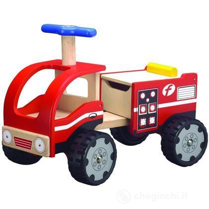 Camion cavalcabile