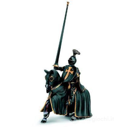 Cavaliere nero a cavallo (70032)