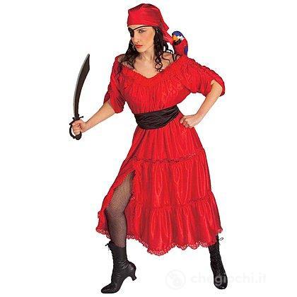 Costume Adulto Piratessa corsara M