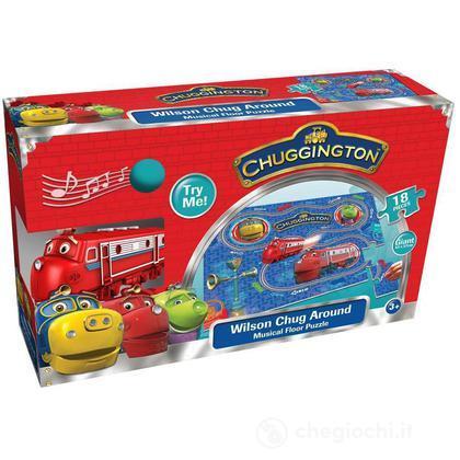 Puzzle Wiz Giocattoli Wilson Around21188210Rocco Chuggington j4q3ARcL5