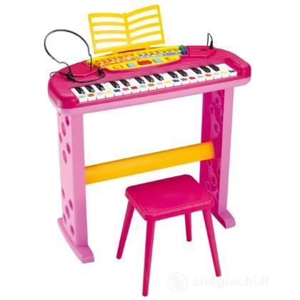 Electronic Speaking Organ With 32 Keys And Stool - Dutch Version