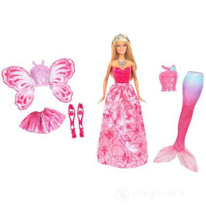 Barbie Mix & Match Deluxe (X9457)