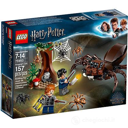 Il Covo di Aragog - Lego Harry Potter (75950)