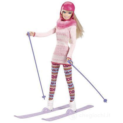 Barbie Sciatrice - Barbie Express (BJN58)