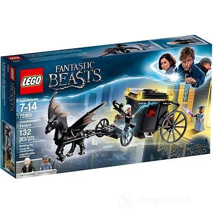 La fuga di Grindel Animali Fantastici - Lego Harry Potter (75951)