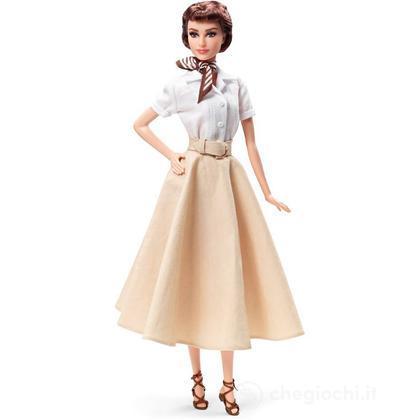 Barbie Audrey Hepburn Vacanze Romane (X8260)
