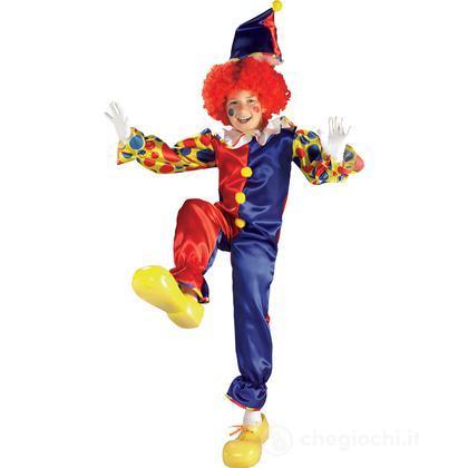 Costume da pagliaccio - Clown taglia S (881103)