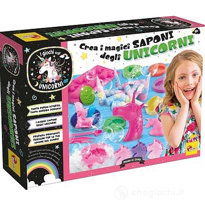 La Fabbrica Delle Saponette Degli Unicorni (70350)