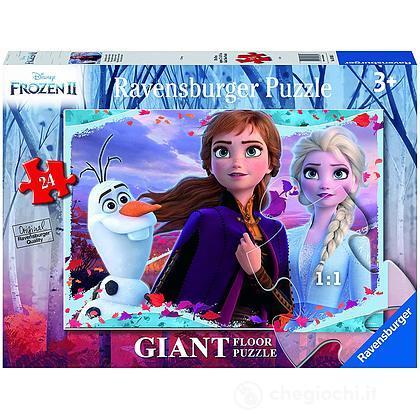 Frozen 2 24 pezzi da pavimento (3036)