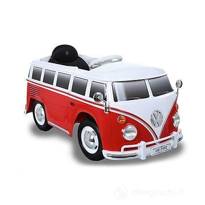 Furgone Volkswagen Caravelle 12V (1036-RW)