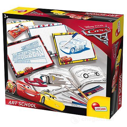 Cars 3 Art School 60368 Disegno E Colori Lisciani Giocattoli
