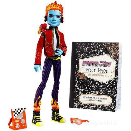 Monster High Doll - Holt Hyde (V2324)