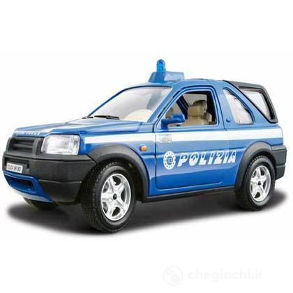 Freelander della polizia 1:24