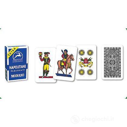 Carte napoletane 97/31 blu
