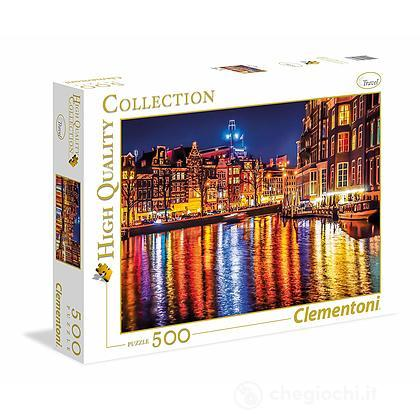 Amsterdam 500 pezzi High Quality Collection (35037)