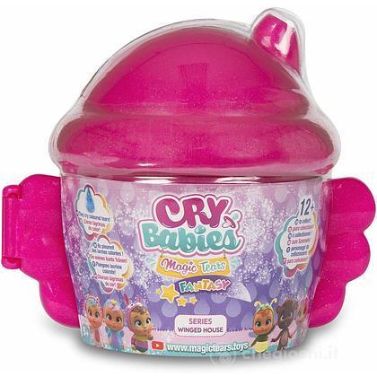 Cry Babies Magic Tears Casetta Alata - Assortito (90378)