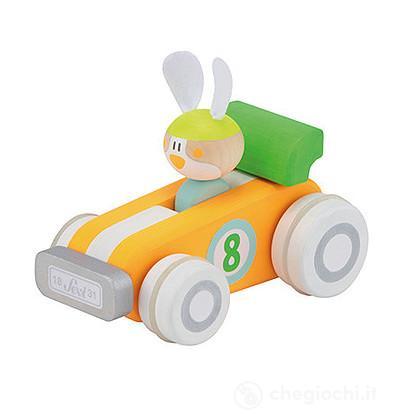 Auto da corsa componibile Coniglietto (83038)