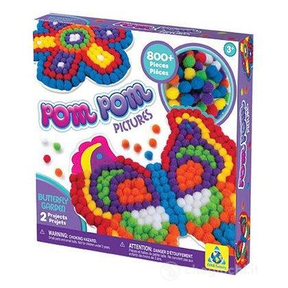 Pom Pom Pictures, Giardino Di Farfalle (70397)
