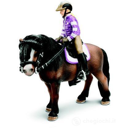 Set equitazione pony (42039)