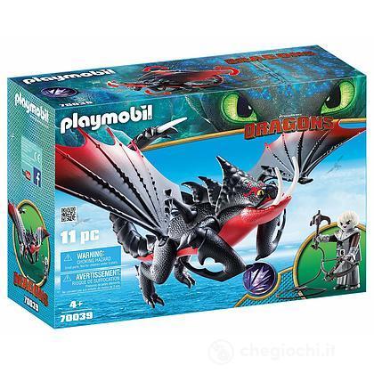 Pinza Mortale & Grimmel Dragon Trainer III (70039)