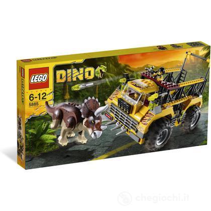 LEGO Dino - Il cacciatore di triceratopi (5885)